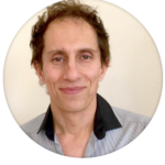 foto redonda de José Louro, sorrindo, ele é cidadão suíço e português